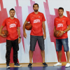 Cedevita Zagreb Presents Three Reinforcements