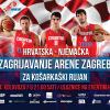 Nowitzki @ Arena Zagreb: Croatia 74, Germany 72